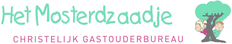 Christelijk Gastouderbureau Het Mosterdzaadje Logo